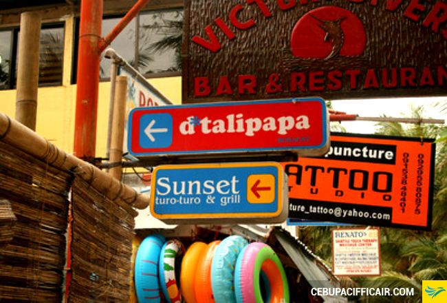 Những trải nghiệm ấn tượng tại D'Talipapa, Boracay