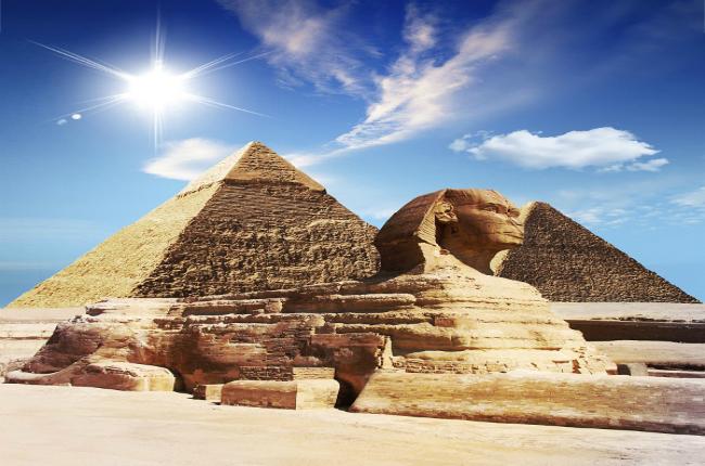 Du lịch Ai Cập nền văn minh sông Nile