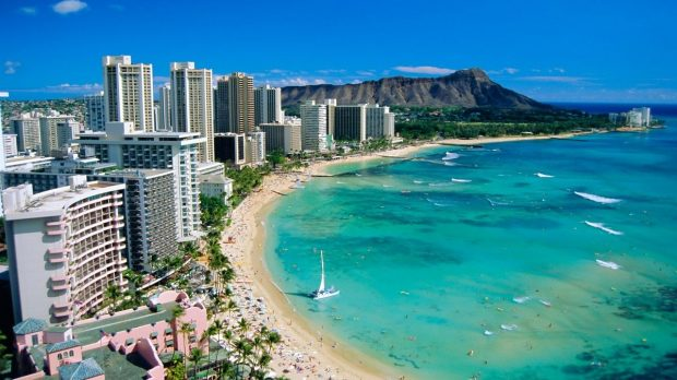 Honolulu địa điểm du lịch mộng mơ
