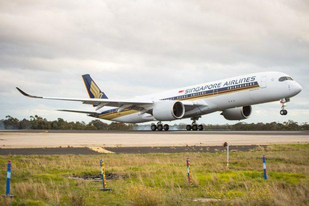 Vé máy bay đi Singapore Airlines