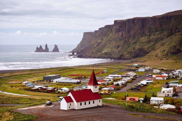Vé máy bay đi Iceland 2021