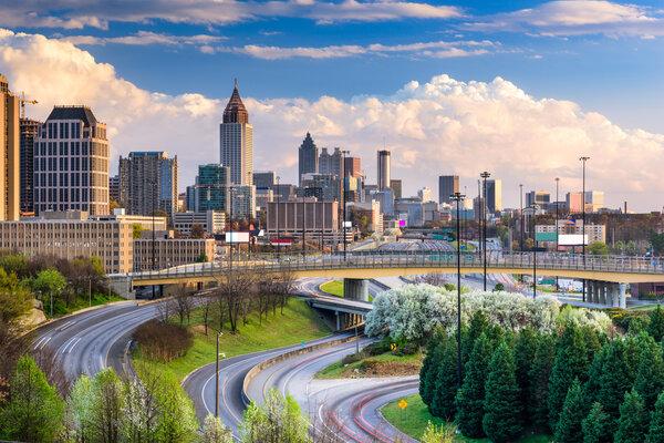 Vé máy bay đi Atlanta 2021