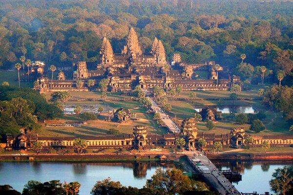 Vé máy bay đi Campuchia mới nhất 2021