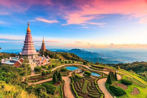 Vé máy bay đi Thái Lan mới nhất 2021