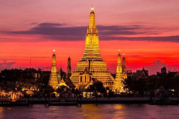 Vé máy bay đi Bangkok mới nhất 2021