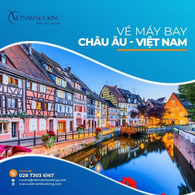 Vé máy bay từ Bỉ về Việt Nam mới nhất 2021