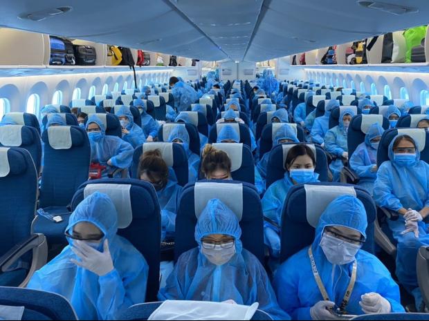 Vietnam Booking hỗ trợ đưa hành khách từ Síp về Việt Nam trong mùa dịch