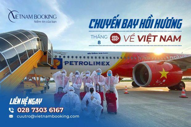 [ĐẶT NGAY] Vé máy bay từ Đan Mạch về Việt Nam | Lịch bay tháng 8