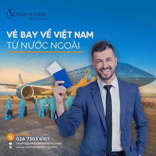 Đặt vé máy bay từ Croatia về Việt Nam | Lịch bay cập nhật mới nhất